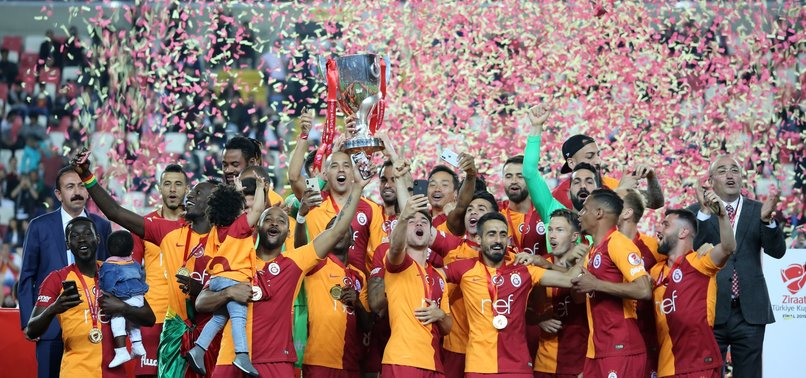 GALATASARAY CLINCHES ZIRAAT TURKEY CUP FOR 18TH TIME