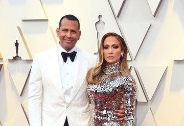 Jennifer Lopez ve Alex Rodriguez Ayrıldı