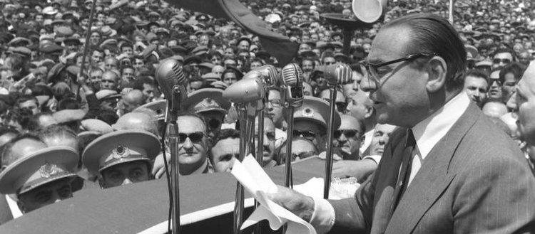Demokrasi şehidi Adnan Menderesin idamının 57nci...