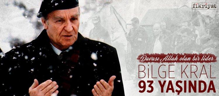 'Bilge Kral' 93 yaşında