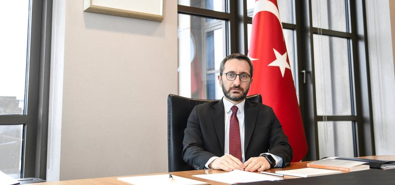SOME AIM TO USE ARMENIA ISSUE TO DIVIDE TURKS: OFFICIAL