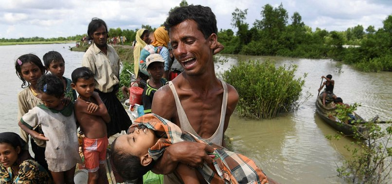 ETHNIC CLEANSING OF ROHINGYA MUSLIMS IN MYANMAR CONTINUES - UN