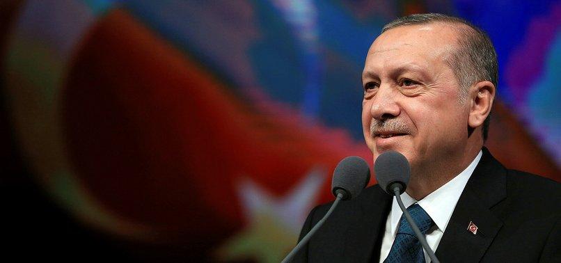 PRESIDENT ERDOĞAN URGES UNITY IN WAKE OF LOCAL TURKISH POLLS
