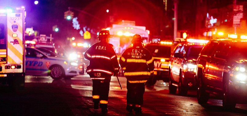 WORST NY FIRE IN DECADES LEAVES AT LEAST 12 PEOPLE DEAD