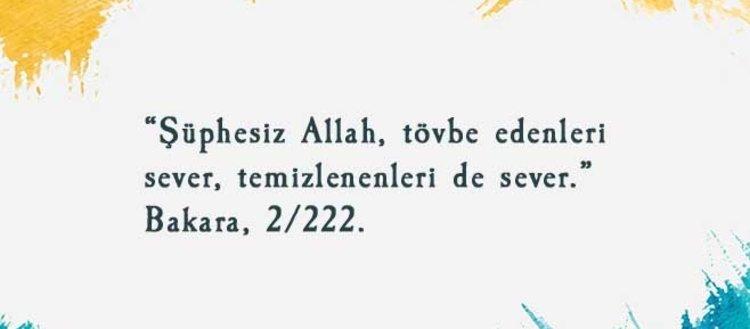 İslam'ın temizliğe verdiği önem