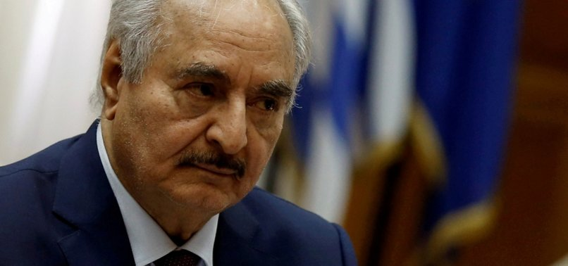 LIBYA'S WARLORD HAFTAR TO VISIT EGYPT FOR TALKS - REPORT