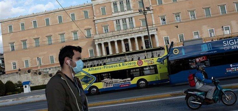GREECE RECORDS 23 NEW COVID-19 CASES