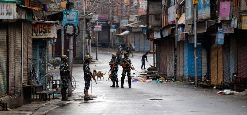 DENIAL OF RIGHT TO SELF-DETERMINATION CAUSES KASHMIR DISPUTE - PAKISTANI ENVOY