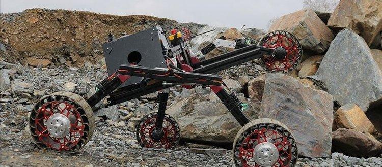 İTÜ Rover Takımı 3. nesil araçlarıyla Amerika'ya gidiyor