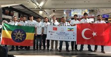 Turkish students visit NGOs in Addis Ababa