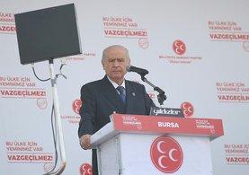 Bahçeli: Kılıçdaroğlu'nun kafası basmıyor...