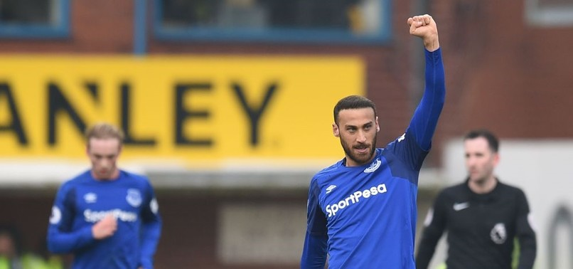 TOSUN HOPES TO SHINE WITH EVERTONS ATTACKING QUALITY