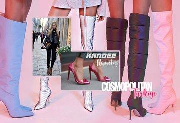 Ayakkabılara fısıldayan adam: Mr Kandee!