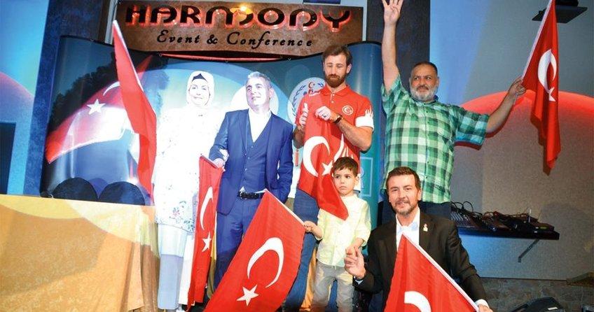 'Başka Türkiye yok'