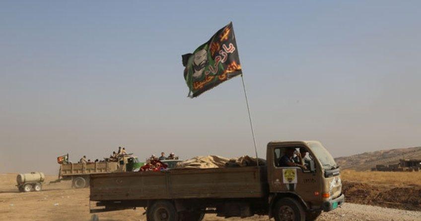 Musul'da bayrak krizi!