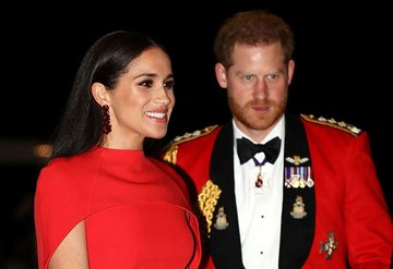 Meghan Markle ve Prens Harryden kesin karar!