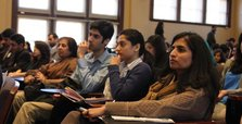 Turkish event helps Pakistani young people find careers
