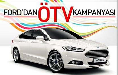 Ford'dan ÖTV kampanyası