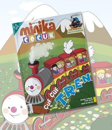 01.12.2019 Minika Çocuk Dergi - Sayı: 36