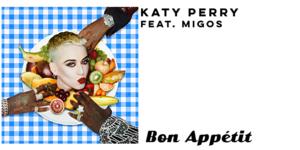 Katy Perry'den Müzikseverlere Büyük Sürpriz: 'Bon Appétit'