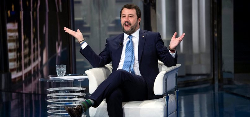 ITALYS SALVINI DROPS NUTELLA DUE TO TURKISH INGREDIENTS