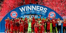 Martinez header hands Bayern Munich UEFA Super Cup