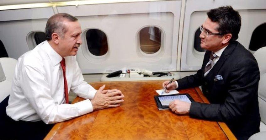 Erdoğan: Adil Öksüz'ü komşum kaçırdı!