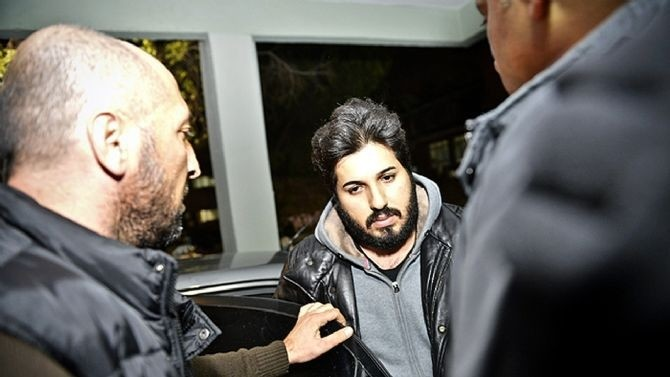 Iranian-born Turkish businessman Zarrab arrested in US for evading Iran sanctions