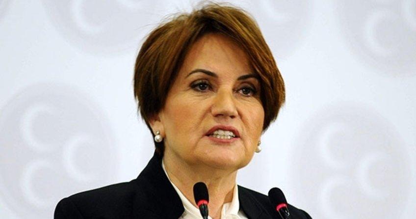 MHP'de Meral Akşener için flaş karar