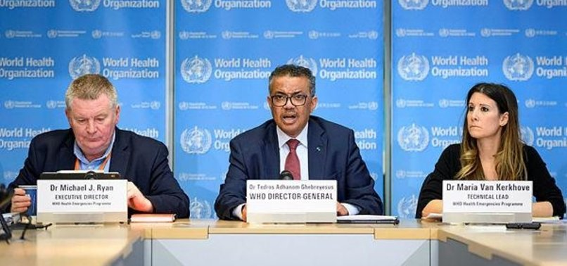 WHO WARNS OF NEED TO FIGHT NEW COVID-19 FLAREUPS
