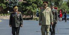 Turkey-Pakistan hold high level military meeting in Ankara