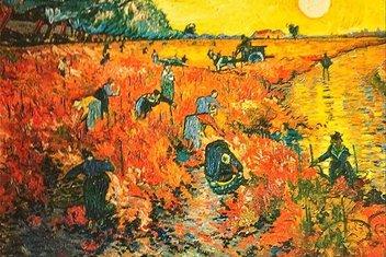 Vincent van Goghun bilinmeyen resmi
