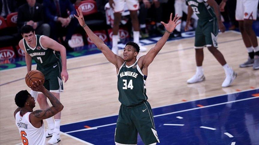 NBA'DE GİANNİS ANTETOKOUNMPO'DAN REKOR KONTRAT