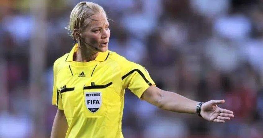 Alman kadın hakem futbolun zirvesinde