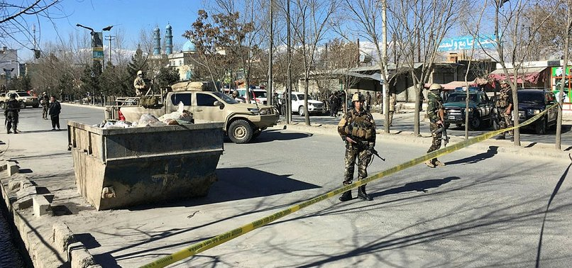 AROUND 40 KILLED IN DAESH-CLAIMED ATTACK TARGETING SHIITES IN KABUL