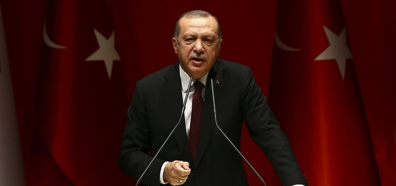 TURKEY TAKES UTMOST CARE TO PROTECT CIVILIANS IN AFRIN, ERDOĞAN SAYS