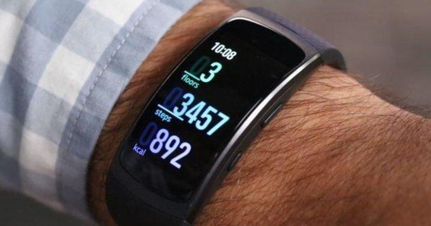 Samsung Gear Fit2 artık Türkiye'de.