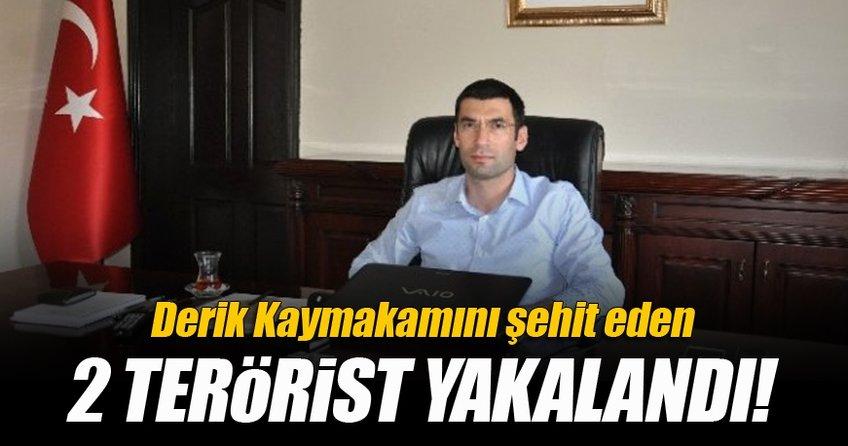 Muhammed Fatih Safitürk'ü şehit eden 2 terörist yakalandı