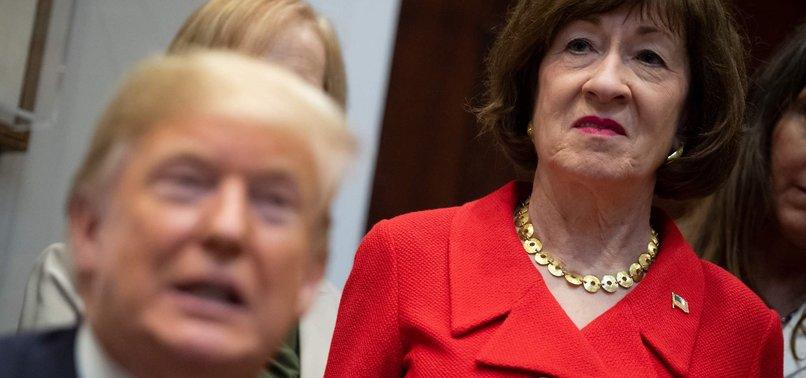 GOP SENATORS TAKE ISSUE WITH TRUMP TWEETS ON DEMOCRATIC CONGRESSWOMEN