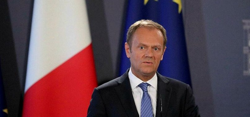 EUS TUSK STRONGLY BACKS NORTH MACEDONIAS MEMBERSHIP