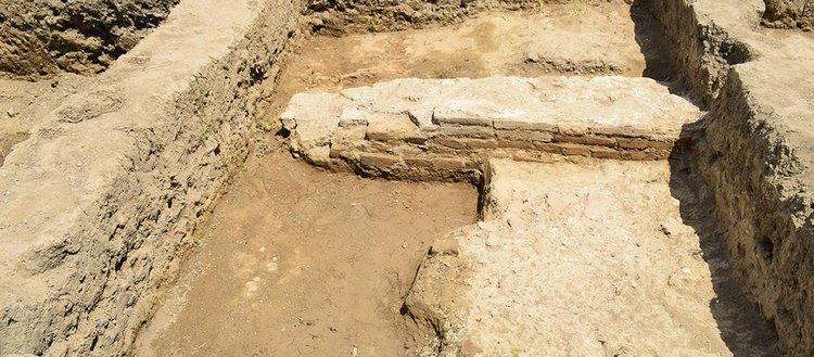 Kanuni Sultan Süleyman'ın mezarı çevresinde Osmanlı kasabasının kalıntıları bulundu