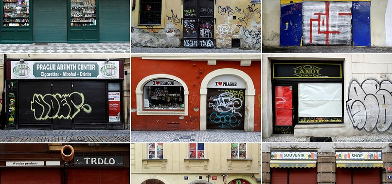 CZECHS TIGHTEN MEASURES AGAINST COVID-19 WITH CURFEW, RETAIL CURBS
