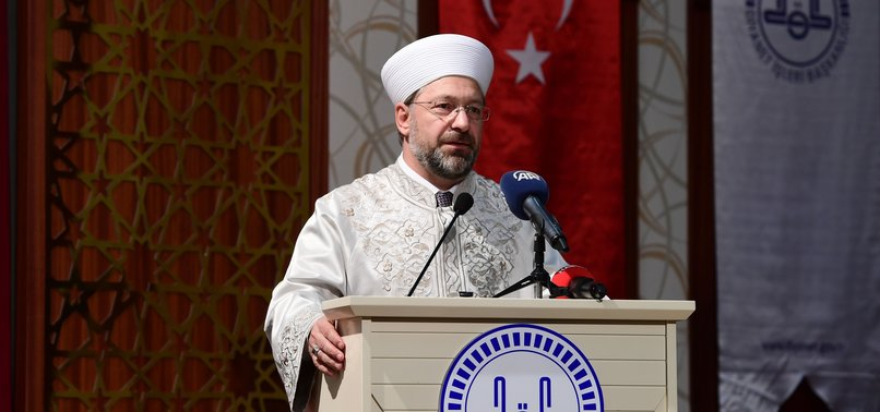 TURKISH RELIGIOUS LEADER STARTS FOUR-DAY VISIT TO US