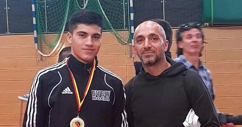 Malik Karadağ, Almanya şampiyonu oldu