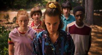 Stranger Things üçüncü sezonuyla rekor kırdı