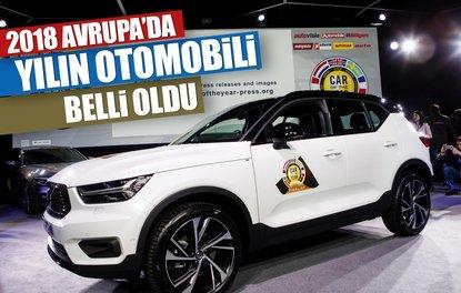 2018 Avrupada Yılın Otomobili belli oldu