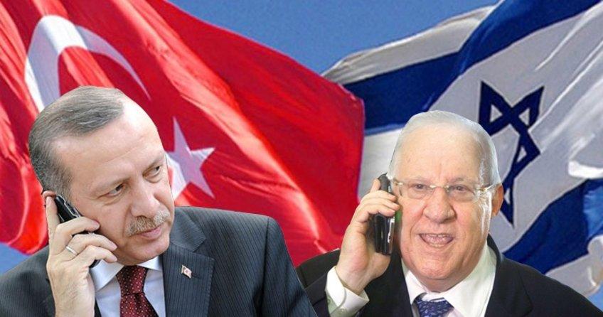 Rivlin'e Erdoğan ezan yasağını sordu