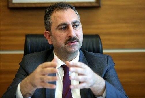 AK Partyu2019s Secretary General Abdulhamit Gu00fcl