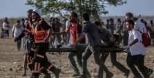 Israeli fire wounds 206 Gazan protesters on border