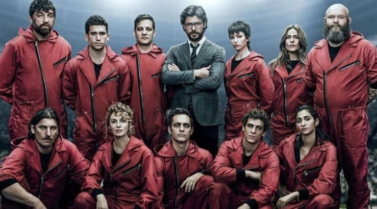 La Casa de Papel 3. sezon başladı! La Casa de Papel konusu ve oyuncuları
